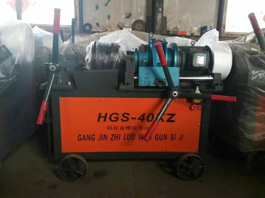 HGS-40KZ straight thread rolling machine