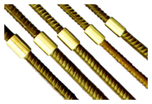 Straight thread connection specimen